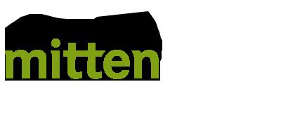 mittendrin kleve Logo Anne vB Tee Geschenkartikel