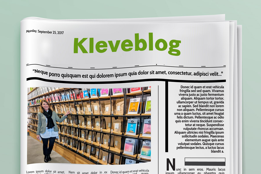 mittendrin Kleve Kleveblog Artikel