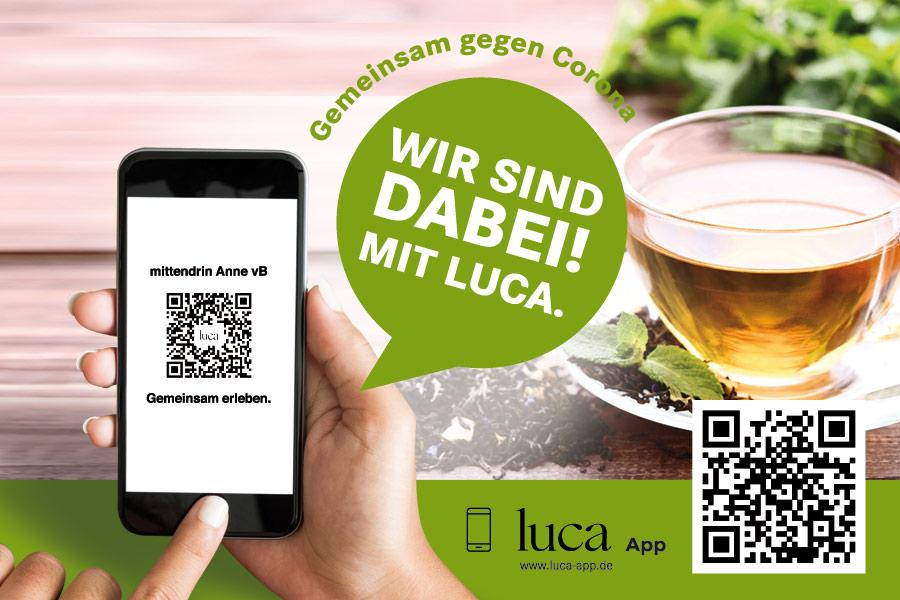 luca app mittendrin kleve gegen corona
