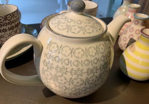Teekanne - mittendrin kleve tee biotee lebens- und liebenswertes deko